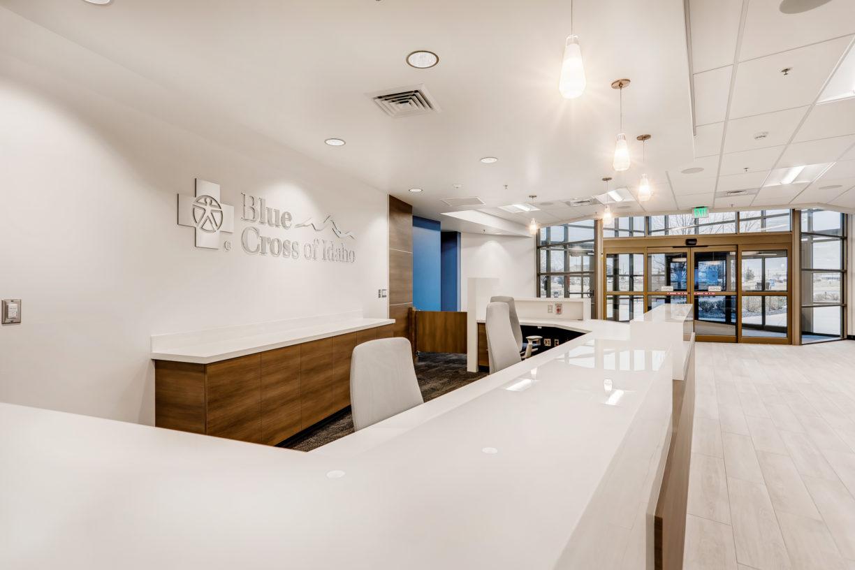 Main Lobby - Blue Cross of Idaho