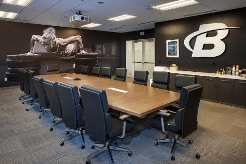 Bodybuilding.com Corporate HQ