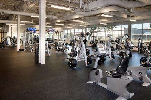 Bodybuilding.com HQ exercise facilities