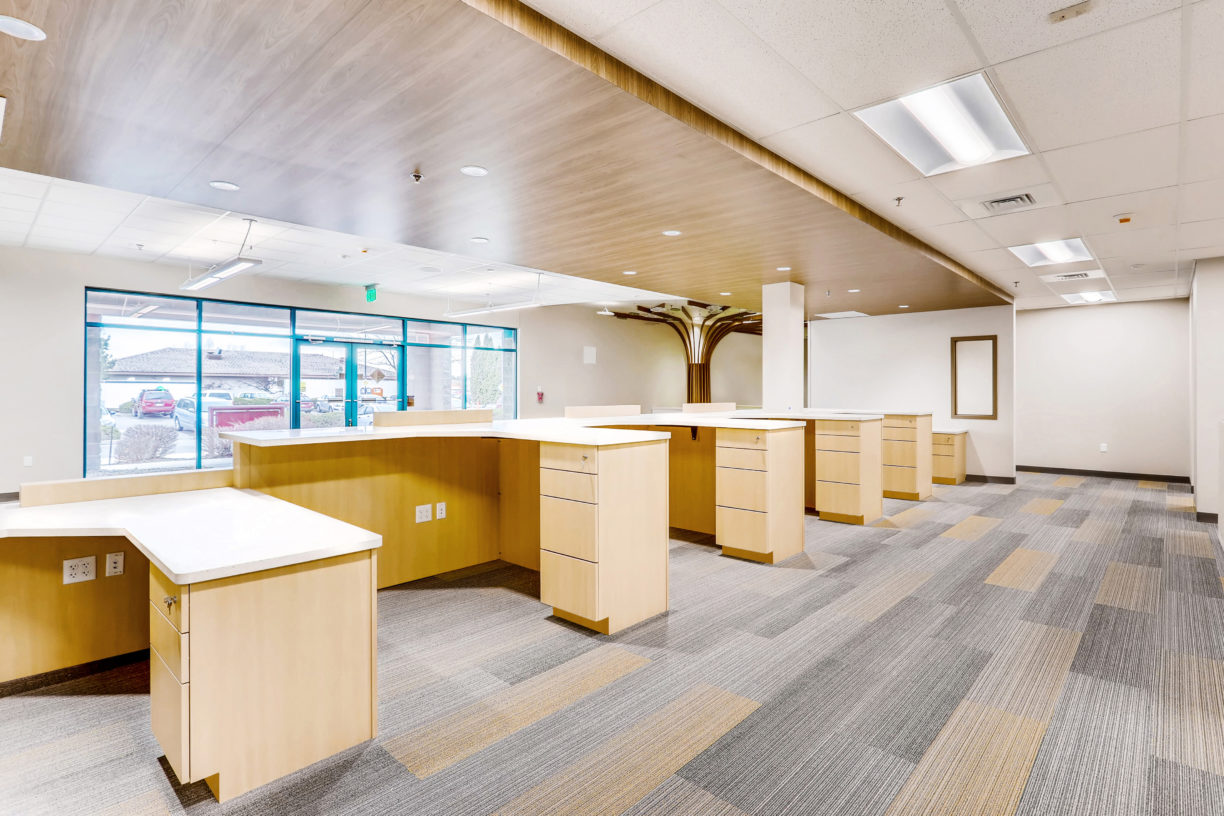 Construction project completed by HC Company - Central District Health