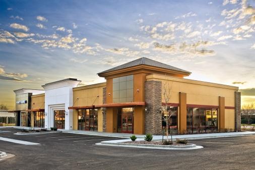 Columbia Trust retail center