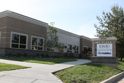Exterior of Idaho Mutual