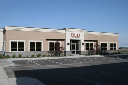 Construction project completed by HC Company - Idaho Mutual Trust