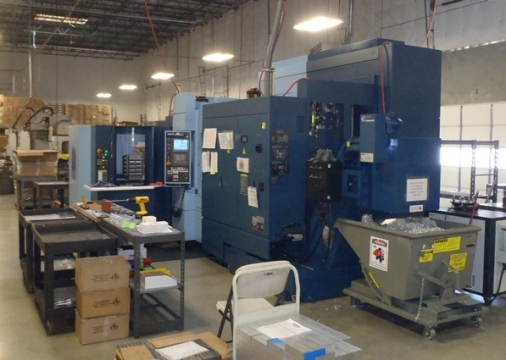 Construction project completed by HC Company - Industrial Manufacturing Improvements