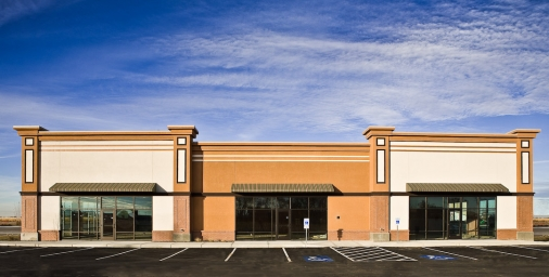 Construction project completed by HC Company - Market Place Retail Center