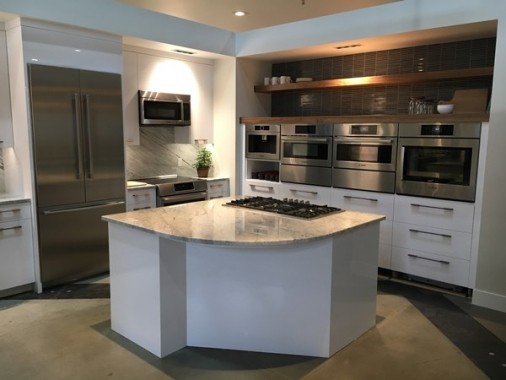 Mountainland Design construction project completed by HC Company - Mountainland Design Studios