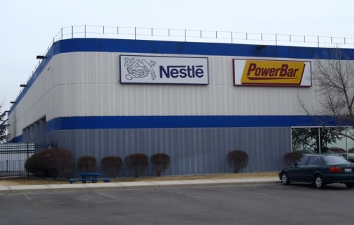 Construction project completed by HC Company - Nestle Power Bar Test Kitchens