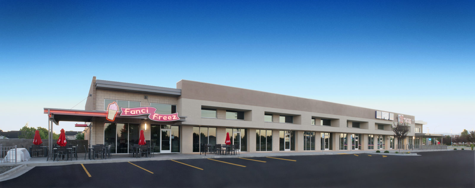 Construction project completed by HC Company - Northpointe Retail