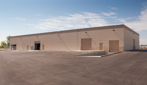 Construction project completed by HC Company - Robertson Supply