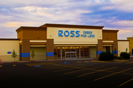 Construction project completed by HC Company - Ross Dress for Less