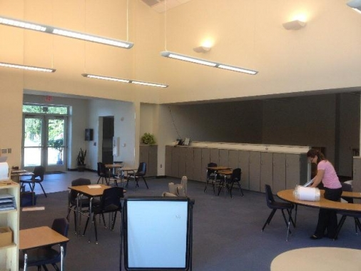 Construction project completed by HC Company - Westside Montessori