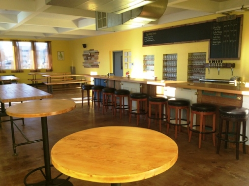 Construction project completed by HC Company - Woodland Empire Ale